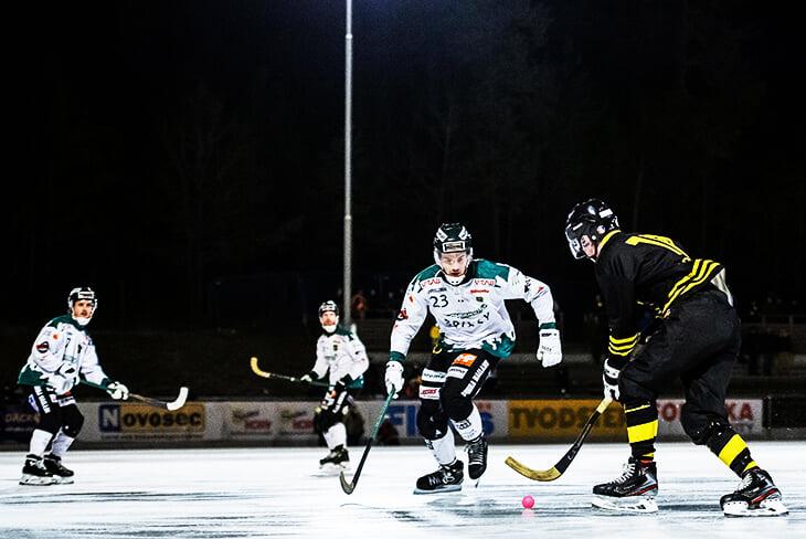 Хоккея с мячом никогда не было на Олимпиадах –похоже, все из-за 100-летней обиды МОК