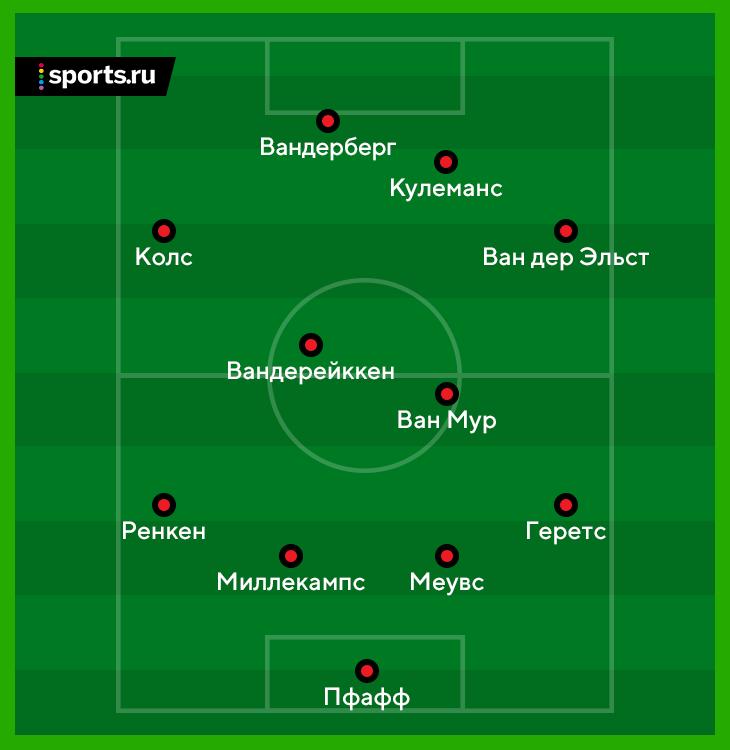 В 1980-м Бельгия была ближе всего к победе на Евро. Ее тренер усовершенствовал офсайдную ловушку и вышел в финал с любителями