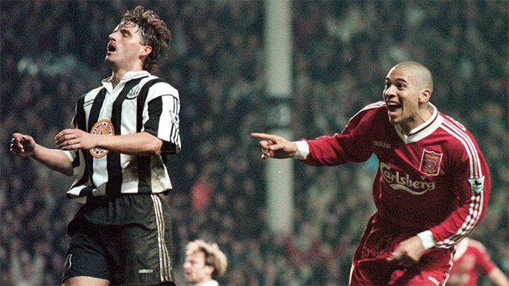 Ливерпуль ньюкасл 4 3 1996