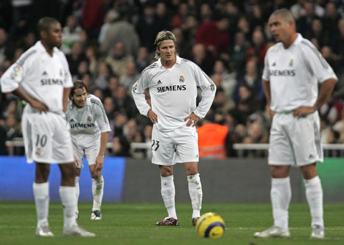 Реал мадрид 2005 2006