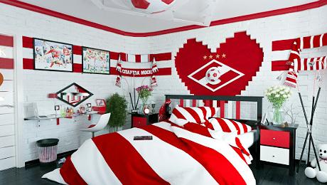 Спальни, о которых мы мечтали в детстве