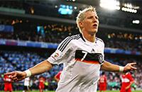 Бастиан Швайнштайгер, Сборная Германии по футболу, Евро-2008, Евро-2012, Евро-2016, чемпионат Европы