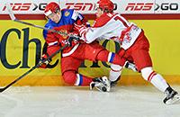 Россия вышла в полуфинал МЧМ-2016