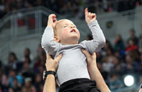 Жальгирис, Turkish Airlines Euroleague, Фенербахче, Маккаби FOX, Олимпиакос, Панатинаикос, Кирольбет Баскония, Барселона Ласса, Црвена Звезда мтс, Реал, фото, AX Армани Эксчейндж Олимпия
