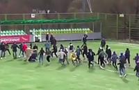 происшествия, болельщики, Текстильщик, Торпедо Владимир, второй дивизион