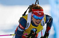 Женский спринт в Канаде: гонка в горах