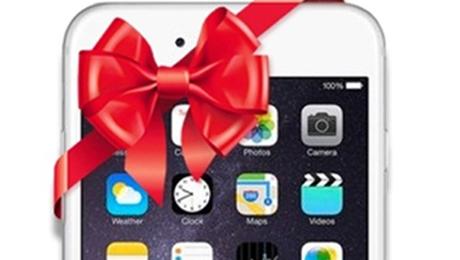 Выиграйте абсолютно бесплатно iPhone 6S
