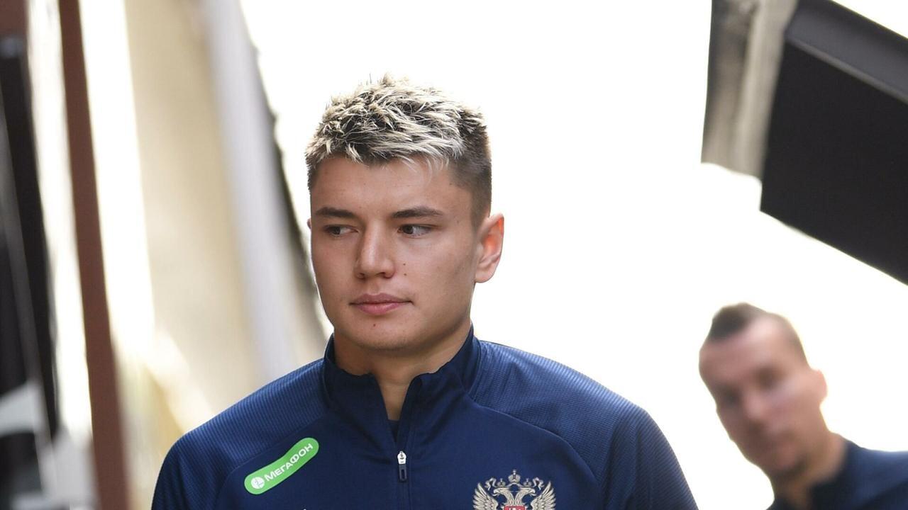 Мостовой сдал положительный тест на коронавирус. Его заменят в заявке сборной на Евро (РБ Спорт)