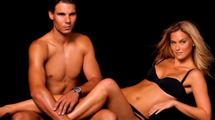 7 лет назад Надаль, Фелпс и Пол снялись для Sports Illustrated с самой горячей женщиной планеты