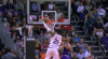 Richaun Holmes rises up and throws it down