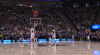 D.J. Augustin sinks the shot at the buzzer