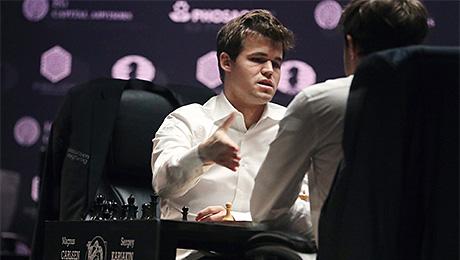 Карякин проиграл, Карлсен – король шахмат