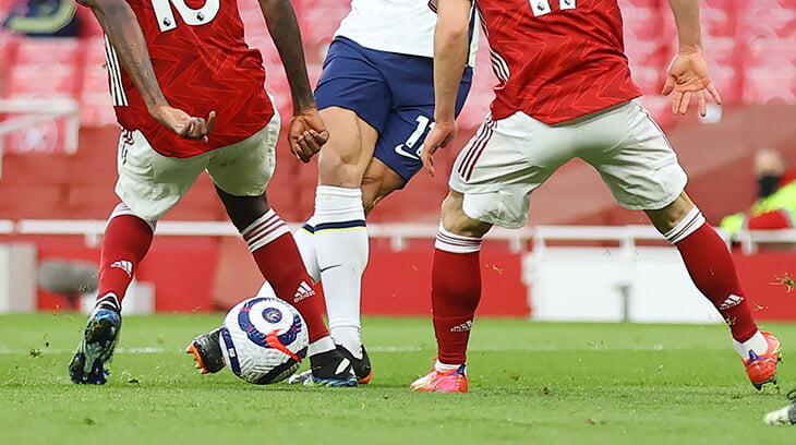 Ламела забил «Арсеналу» рабоной. Рабоной! Это минимум третий раз, когда аргентинец кладет такую красоту