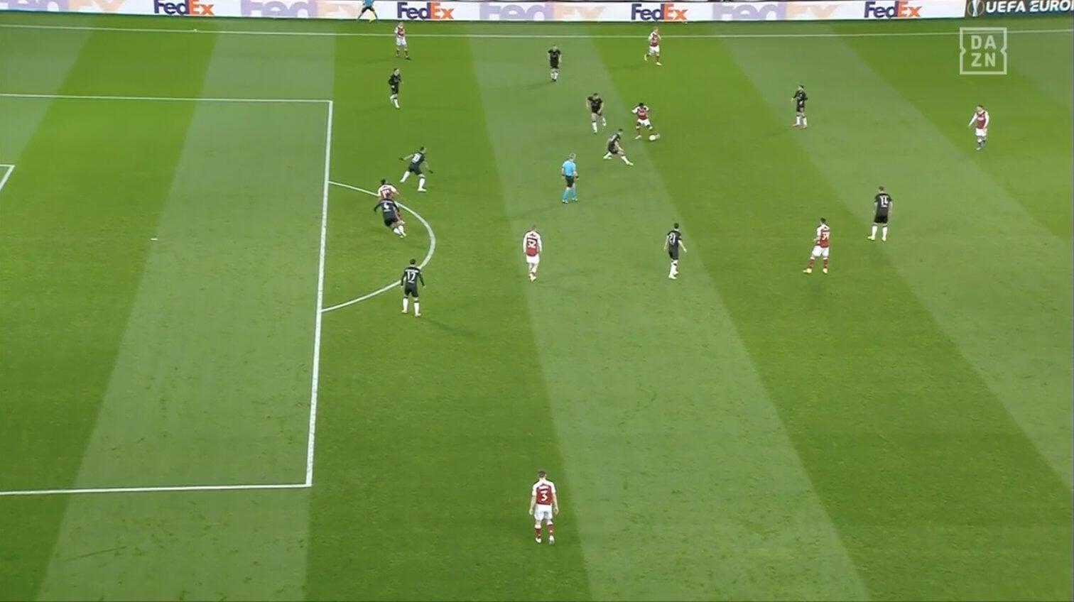 «Арсенал» чуть не вылетел из ЛЕ из-за ужасного привоза Себальоса. Спасли Тирни и Обамеянг