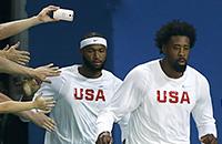 сборная США, НБА