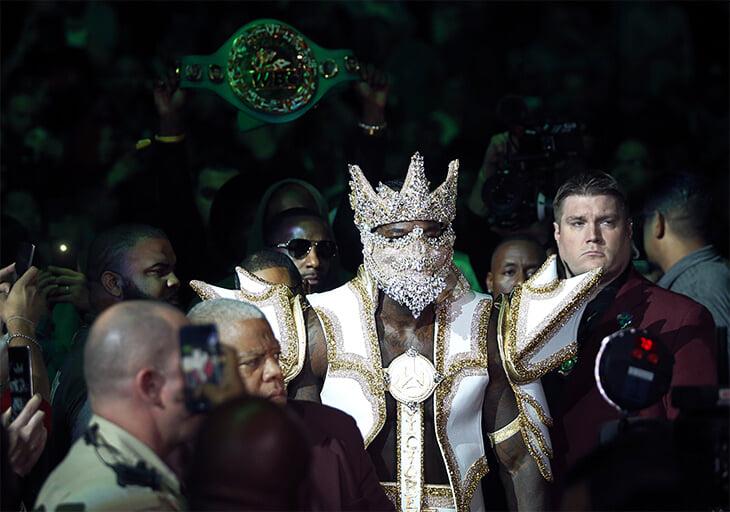 ☄️ Деонтей Уайлдер – крутейший нокаутер в истории бокса. Он побил рекорды Тайсона, Марчиано и Кличко