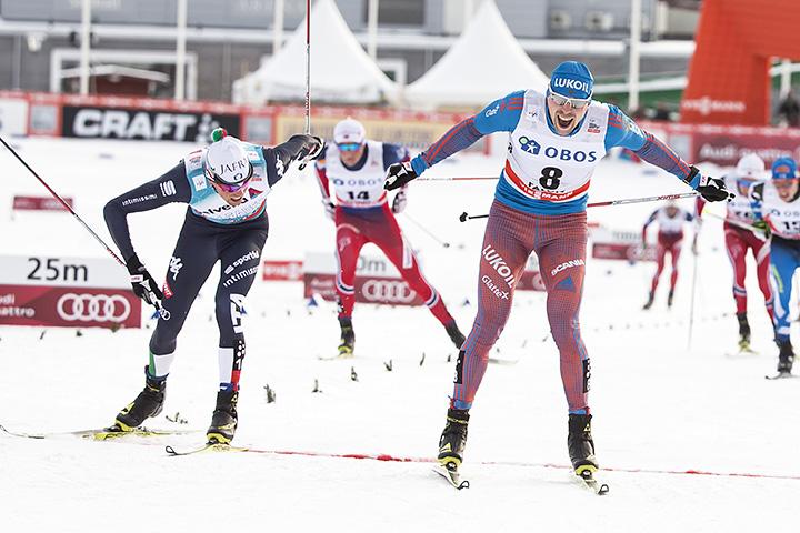 «Русские разрушают лыжные гонки». Кто забрал все золото ... промаяться