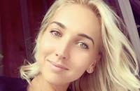 Самая обаятельная теннисистка России
