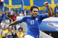 Как Италия победила Швецию