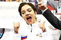 «Они относятся к Медведевой как к идолу». Япония обожает фигурное катание