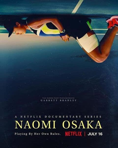 Осака зажгла огонь Олимпиады, а до этого сняла документалку про себя. В ней все нерезко и много тревоги
