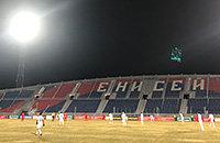 «Енисей» и «Ахмат» правда играют в футбол. Перед матчем намерили разрешенные минус 13.9