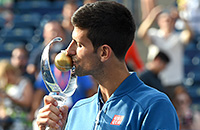 Новак Джокович, ATP, Кеи Нисикори, Rogers Cup