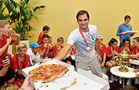 Swiss Indoors Basel, Роджер Федерер, Стефан Эдберг, Михаэль Штих, ATP