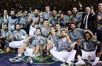 Бильбао, Валенсия, Гран-Канария, Обрадойро, Фуэнлабрада, Баскония, Кубок Короля Испании, Барселона, Реал