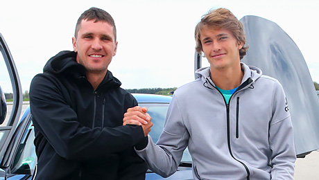 Зверевы – лучшие братья Australian Open