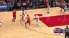 Zach LaVine 3-pointers in Chicago Bulls vs. Washington Wizards