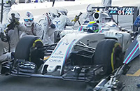Самый быстрый пит-стоп сезона «Формулы-1»