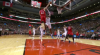 Jakob Poeltl with the huge dunk!