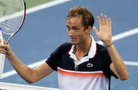 ATP, Даниил Медведев, Western & Southern Open, Новак Джокович