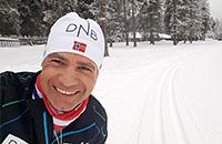 Уле Эйнар Бьорндален, Пхенчхан-2018, сборная Норвегии