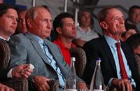 Любимый турнир Путина. Что такое боевое самбо на «Плотформе S-70»