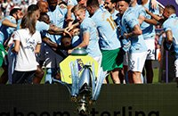Манчестер Сити, премьер-лига Англия, Реал Мадрид, Серхио Рамос, Илкай Гюндоган, Александр Зинченко