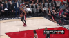 DeMar DeRozan with 35 Points vs. Portland Trail Blazers