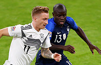 Германия – Франция: чемпионы мира стартовали в Лиге наций без голов
