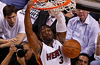 Дуэйн Уэйд, НБА, видео