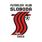 FK Sloboda Tuzla - logo