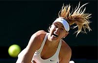 Мария Шарапова, WTA