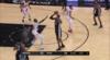 Chris Boucher Blocks in San Antonio Spurs vs. Toronto Raptors