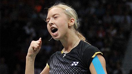 Нина Вислова: «Я посмотрела, как Медведев играет в бадминтон. В таких ботинках ничего не получится»