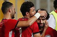 Сборная Египта по футболу, Кубок Африканской конфедерации, сборная Нигера по футболу, Мохамед Салах
