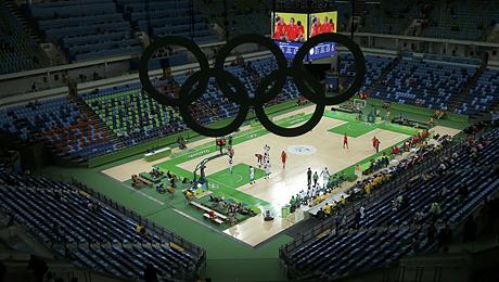 А где зрители? Пустая Олимпиада в Рио