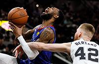 Сан-Антонио, Денвер, НБА