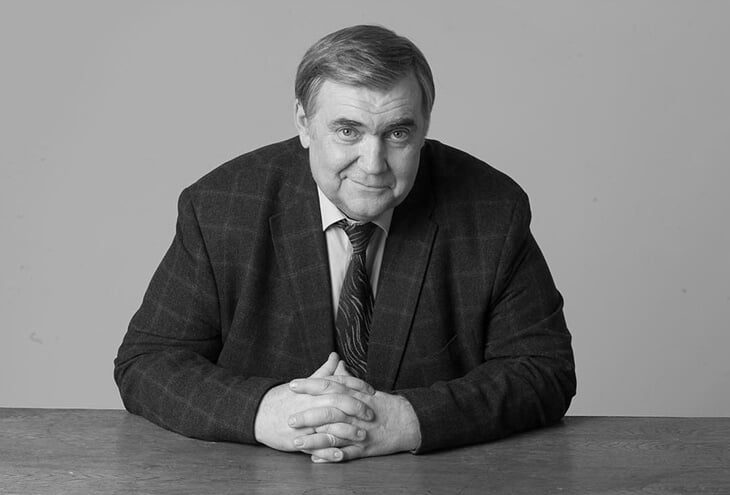 Умер Юрий Розанов. Комментатор, под голос которого мы росли…