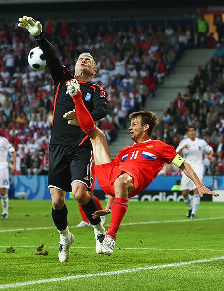 Та самая победа России над Голландией, сумасшедшие камбэки Турции и начало эпохи Испании – каким было Евро-2008