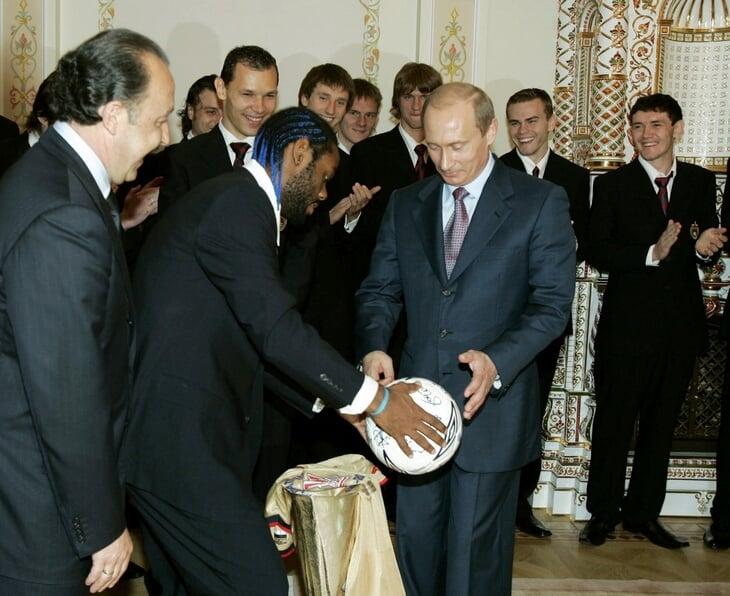 Вагнер в «КраСаве»: играл в футбол с Путиным, «Гинер – папа», а Газзаев – лучший тренер
